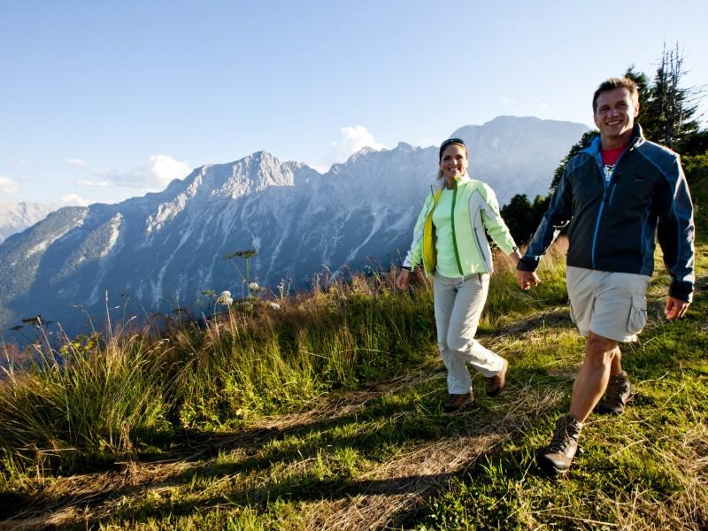 Wanderurlaub Berchtesgaden - Hotel Bergheimat