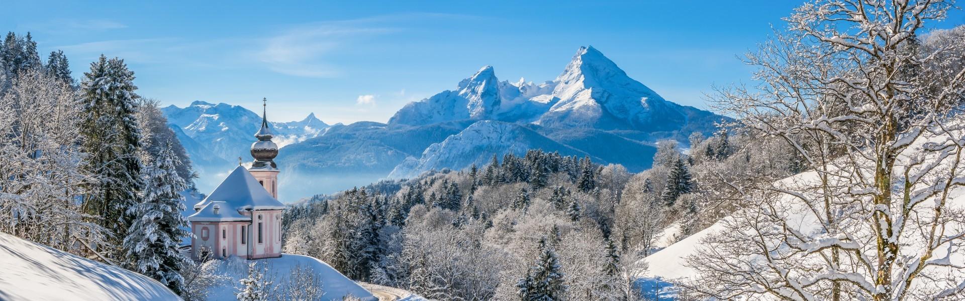 Urlaub im Hotel Bergheimat Berchtesgadener Land