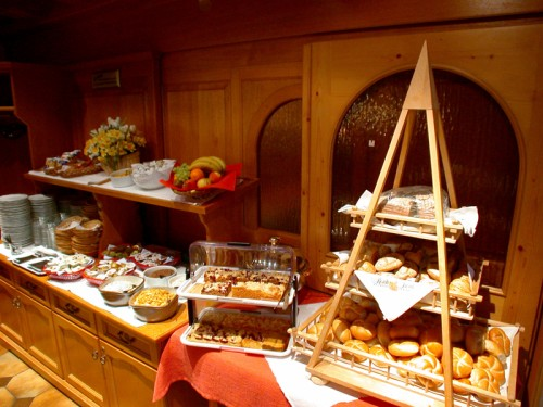 Frühstück Hotel Bergheimat Königssee