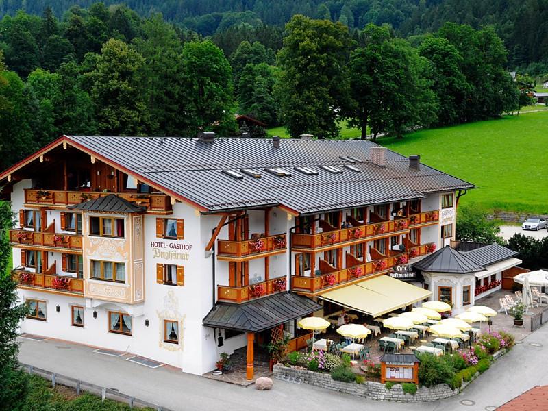 Hotel Gasthof Bergheimat Schönau am Königssee