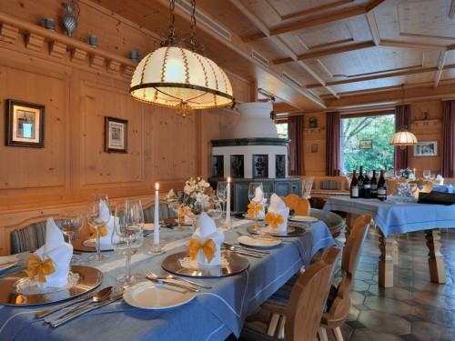 Restaurant Hotel Bergheimat Schönau Königssee