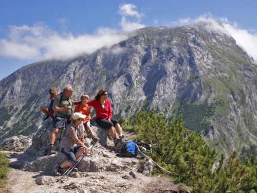 Wandern bei Berchtesgaden