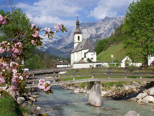 Pfingsten im Berchtesgadener Land