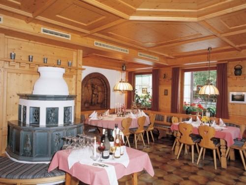 Restaurant Hotel Bergheimat