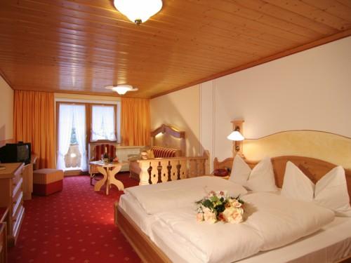 Zimmer im Hotel Bergheimat am Königssee