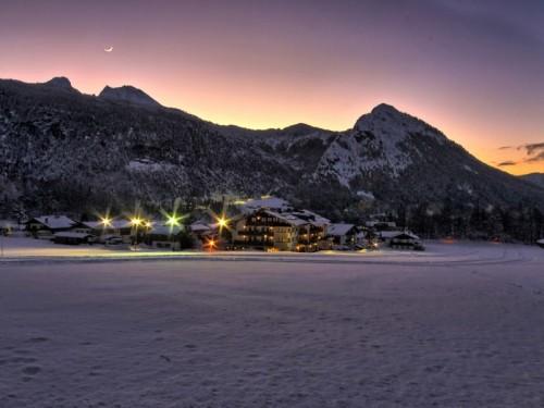 Hotel Berheimat Winter